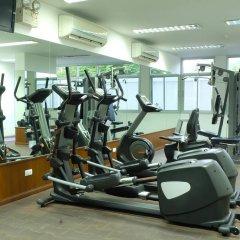Отель iCheck inn Residences Patong фитнесс-зал