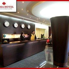Отель Iliria Албания, Тирана - отзывы, цены и фото номеров - забронировать отель Iliria онлайн интерьер отеля фото 3