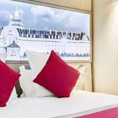 Отель Best Western Nouvel Orleans Montparnasse Париж гостиничный бар