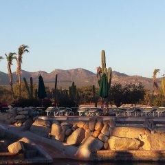 Отель Los Cabos Golf Resort, a VRI resort Мексика, Кабо-Сан-Лукас - отзывы, цены и фото номеров - забронировать отель Los Cabos Golf Resort, a VRI resort онлайн приотельная территория фото 2