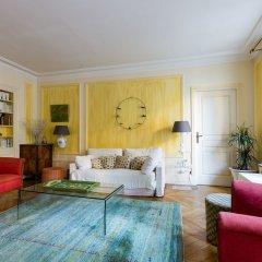 Отель La Tour-maubourg Париж комната для гостей фото 3
