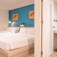 Отель Bed N Bev Pattaya - Hostel Таиланд, Паттайя - отзывы, цены и фото номеров - забронировать отель Bed N Bev Pattaya - Hostel онлайн комната для гостей фото 5