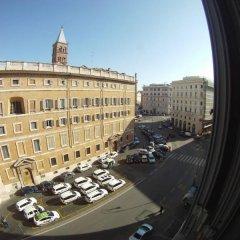 Отель Domus Liberius - Rome Town House Италия, Рим - 2 отзыва об отеле, цены и фото номеров - забронировать отель Domus Liberius - Rome Town House онлайн балкон