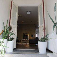 Отель Amber Hotell интерьер отеля фото 2
