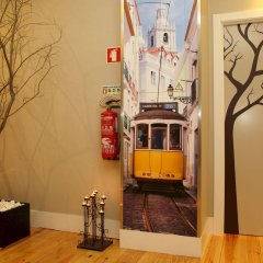 Отель Castilho House Cais Лиссабон спа