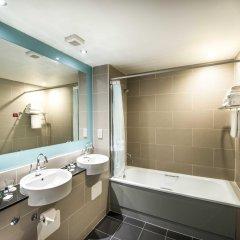 Отель Leonardo Boutique Hotel Edinburgh City Великобритания, Эдинбург - отзывы, цены и фото номеров - забронировать отель Leonardo Boutique Hotel Edinburgh City онлайн ванная
