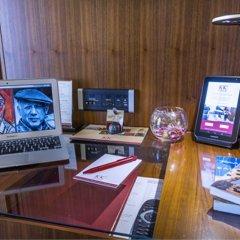 Отель K+K Hotel Picasso Испания, Барселона - 1 отзыв об отеле, цены и фото номеров - забронировать отель K+K Hotel Picasso онлайн интерьер отеля фото 3