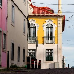 Апартаменты Cosy Studio in Lapa District Лиссабон