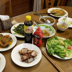 Отель Green World Hoi An Villa Вьетнам, Хойан - отзывы, цены и фото номеров - забронировать отель Green World Hoi An Villa онлайн питание фото 2