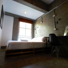 Urbanite Hostel Бангкок комната для гостей фото 4