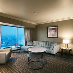 Отель Ankara Hilton комната для гостей