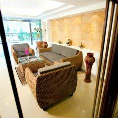 Отель Green Point Resort Бангкок комната для гостей