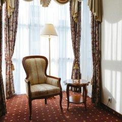 Гранд Отель Эмеральд 5* Стандартный номер двуспальная кровать фото 5
