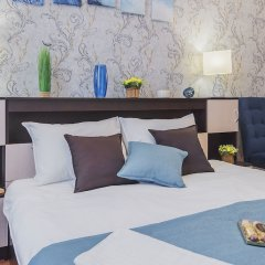 Гостиница GMApartments China-Town комната для гостей