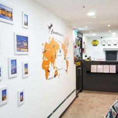 Отель 24 Guesthouse Daehakro Южная Корея, Сеул - отзывы, цены и фото номеров - забронировать отель 24 Guesthouse Daehakro онлайн интерьер отеля фото 3