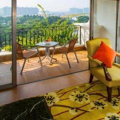 Guangzhou Phoenix City Hotel балкон