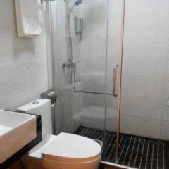 Отель 7 Days Inn Shenzhen Xi Li Subway Station Branch Шэньчжэнь ванная