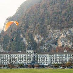 VICTORIA-JUNGFRAU Grand Hotel & Spa фото 13