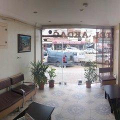 Отель Usak Otel Akdag интерьер отеля фото 3
