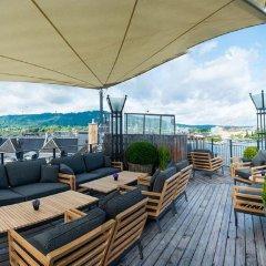 Small Luxury Hotel Ambassador Zürich бассейн
