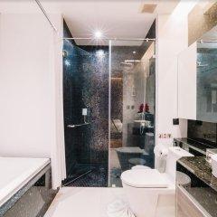 Отель Vertical Suite Бангкок ванная