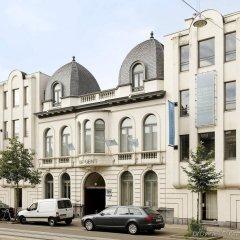 Отель NH Gent Sint Pieters Бельгия, Гент - 1 отзыв об отеле, цены и фото номеров - забронировать отель NH Gent Sint Pieters онлайн вид на фасад