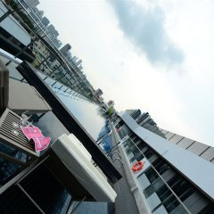 Parc Sovereign Hotel - Tyrwhitt фитнесс-зал фото 4
