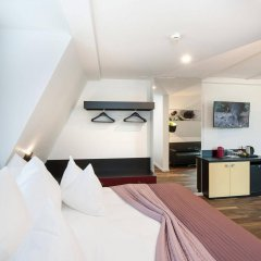 Отель Hottingen Швейцария, Цюрих - отзывы, цены и фото номеров - забронировать отель Hottingen онлайн комната для гостей фото 4