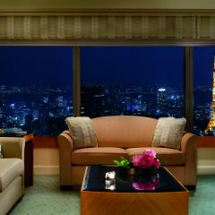 Отель The Ritz Carlton Tokyo 5* Люкс фото 4