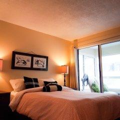 Отель in Downtown Vancouver Канада, Ванкувер - отзывы, цены и фото номеров - забронировать отель in Downtown Vancouver онлайн комната для гостей фото 4