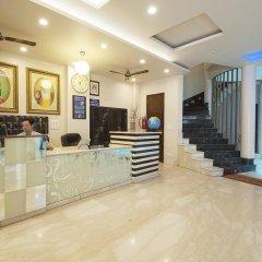 Отель Shanti Villa интерьер отеля