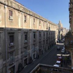 Отель Palazzo Bruca Catania Италия, Катания - отзывы, цены и фото номеров - забронировать отель Palazzo Bruca Catania онлайн балкон