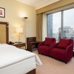 Hilton Warsaw Hotel & Convention Centre комната для гостей фото 10