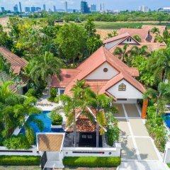 Отель Villas In Pattaya Green Residence Jomtien Beach Паттайя балкон