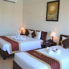Отель Sunshine Hotel Вьетнам, Хойан - отзывы, цены и фото номеров - забронировать отель Sunshine Hotel онлайн комната для гостей фото 4