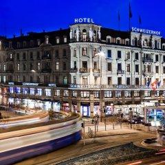 Отель Schweizerhof Zürich Швейцария, Цюрих - отзывы, цены и фото номеров - забронировать отель Schweizerhof Zürich онлайн