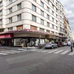 Отель de Castiglione Франция, Париж - 11 отзывов об отеле, цены и фото номеров - забронировать отель de Castiglione онлайн фото 3
