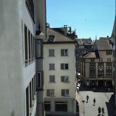 Отель Alexander Guesthouse Цюрих балкон