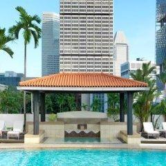 Отель Intercontinental Singapore бассейн фото 3