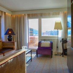 Отель Grischa - DAS Hotel Davos Швейцария, Давос - отзывы, цены и фото номеров - забронировать отель Grischa - DAS Hotel Davos онлайн комната для гостей фото 2