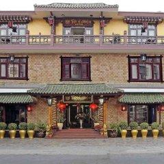 Thanhbinh Ii Antique Hotel Хойан фото 4