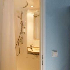 Отель Daval Франция, Париж - отзывы, цены и фото номеров - забронировать отель Daval онлайн ванная фото 2