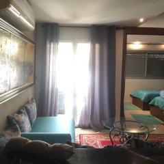 Отель Ghazi Appartement Марокко, Фес - отзывы, цены и фото номеров - забронировать отель Ghazi Appartement онлайн комната для гостей фото 2