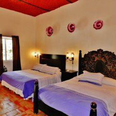 Hotel Rosa Morada Bed and Breakfast комната для гостей фото 2