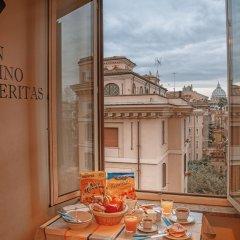 Отель Vatican Mansion B&B комната для гостей