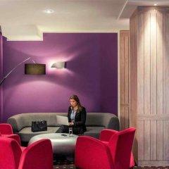 Отель Mercure Paris Porte d'Orléans Франция, Монруж - отзывы, цены и фото номеров - забронировать отель Mercure Paris Porte d'Orléans онлайн спа фото 2