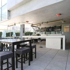 Отель Wilshire Condos By Barsala Лос-Анджелес гостиничный бар