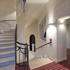 Отель Red & Blue design интерьер отеля