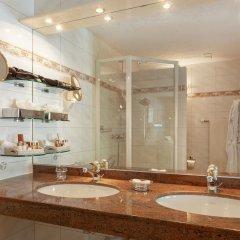 Отель Beau Rivage Швейцария, Церматт - отзывы, цены и фото номеров - забронировать отель Beau Rivage онлайн ванная