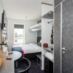 Отель CABINN Metro Hotel Дания, Копенгаген - 10 отзывов об отеле, цены и фото номеров - забронировать отель CABINN Metro Hotel онлайн комната для гостей фото 5